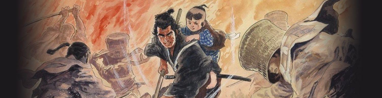Lone Wolf & Cub - Manga