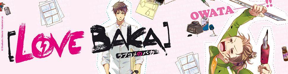 Love Baka - Manga