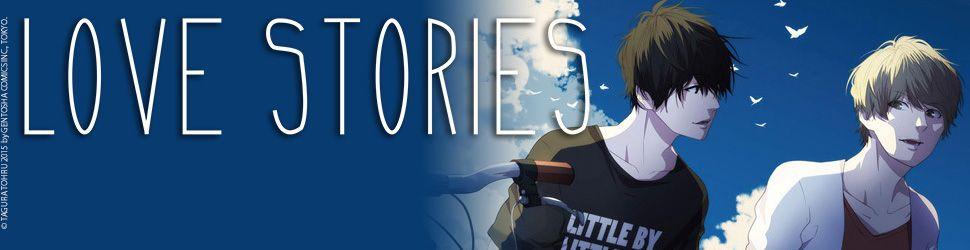 Love stories - Manga