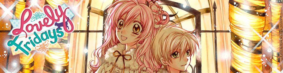 Lovely Fridays - Manga