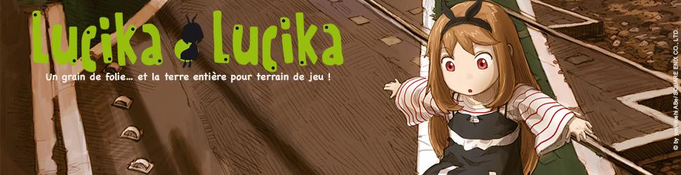 Lucika Lucika - Manga