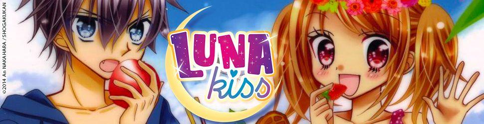 Koi Shite! Luna Kiss vo - Manga