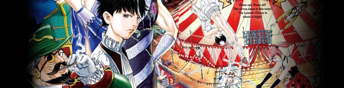 Lunatic Circus vo - Manga VO