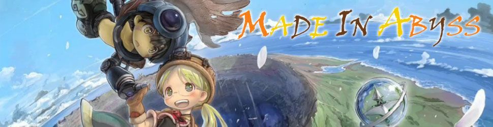 Made In Abyss - Manga
