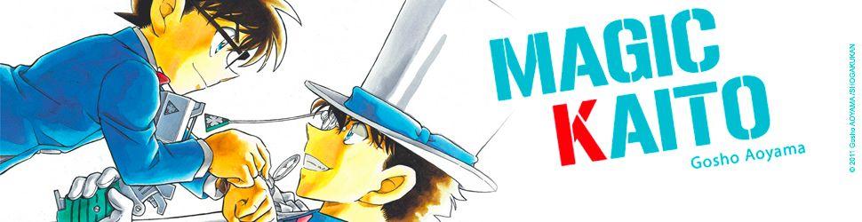 Magic Kaitô - Manga