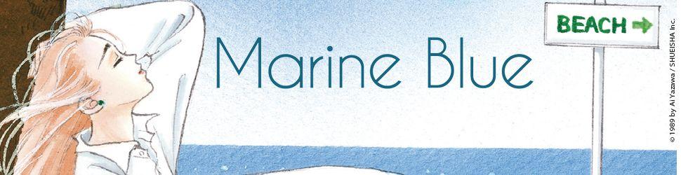 Marine Blue - Ai Yazawa - Manga