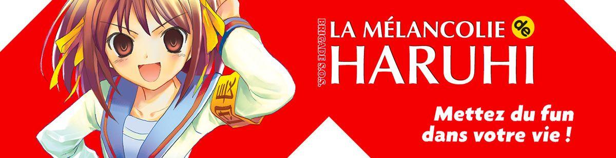 Mélancolie de Haruhi - Brigade S.O.S (la) - Manga