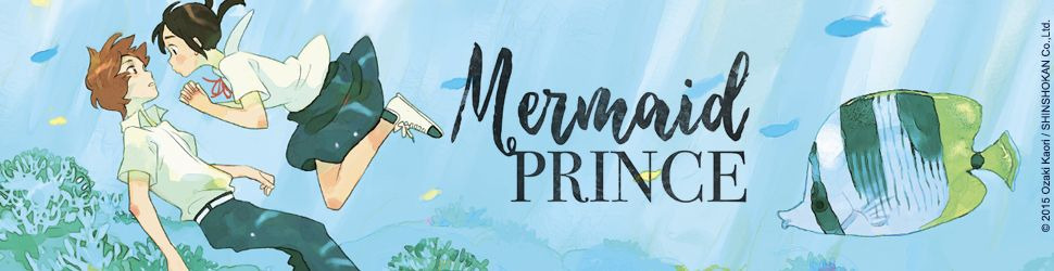 Mermaid Prince - Manga