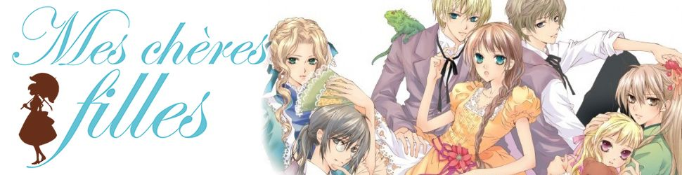 Mes chères filles - Manga