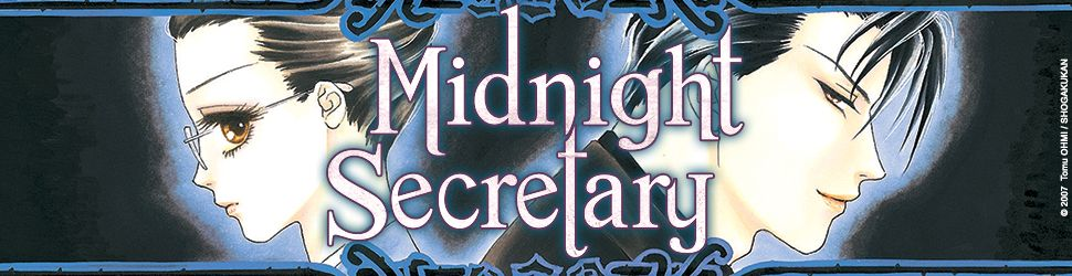 Midnight Secretary - Manga