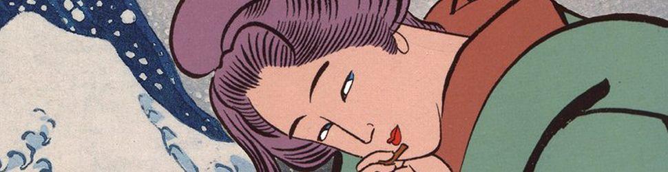 Miss Hokusai - Manga