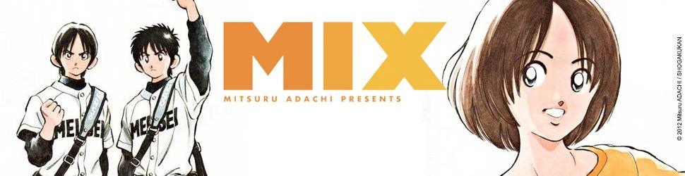Mix - Manga