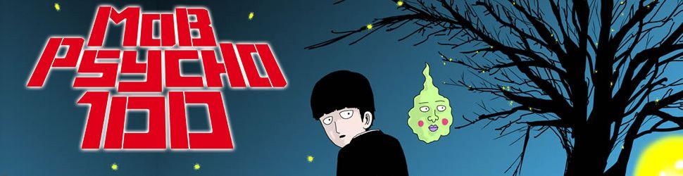 Mob Psycho 100 - Manga