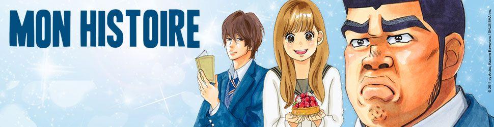 Mon histoire - Manga