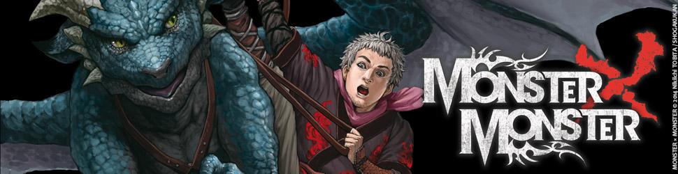Monster X Monster - Manga