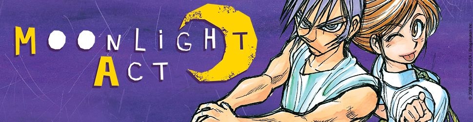 Gekkô Jôrei - Moonlight Act vo - Manga