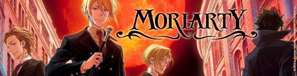 Moriarty - Manga