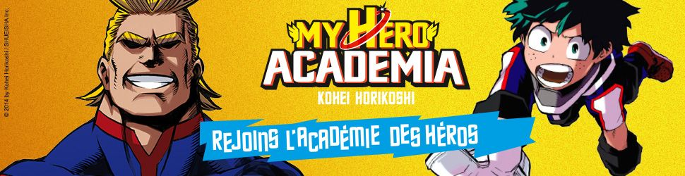 My Hero Academia - Manga