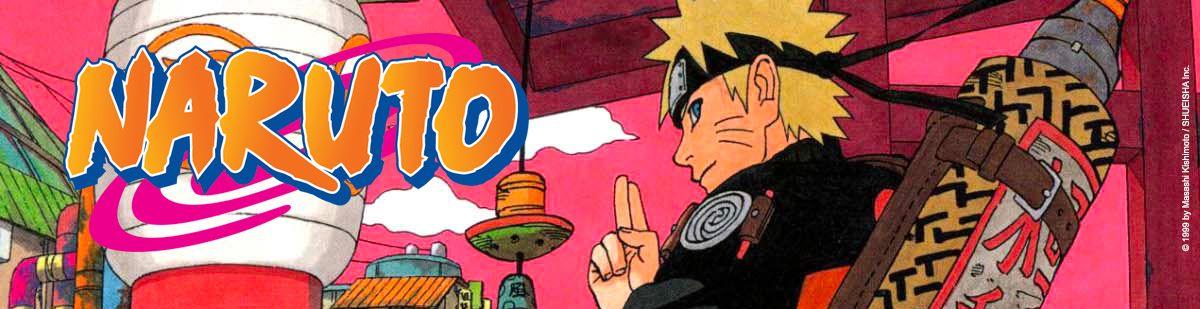 Naruto - Manga