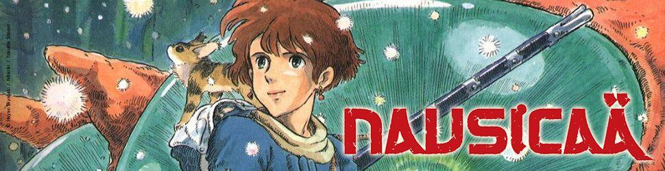 Nausicaä de la vallée du vent - Artbook - Manga