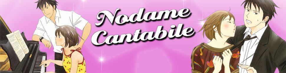 Nodame Cantabile - Manga