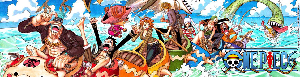 One Piece - Artbook - Manga