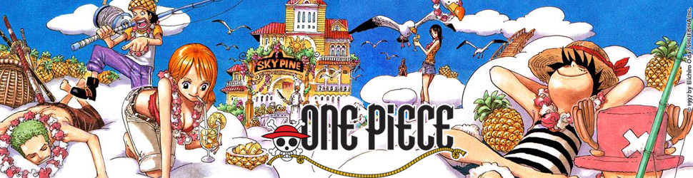 One Piece - Databook - Manga