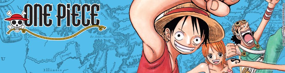 One Piece vo - Manga