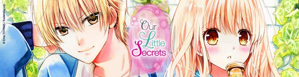 Our Little Secrets - Manga