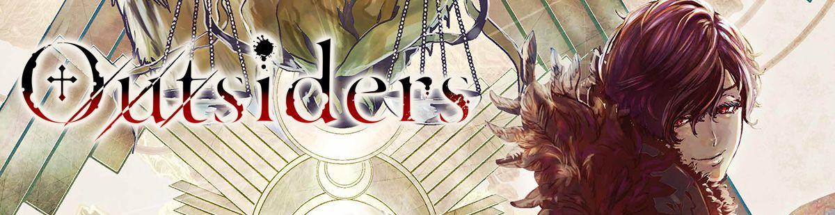 Outsiders - Manga