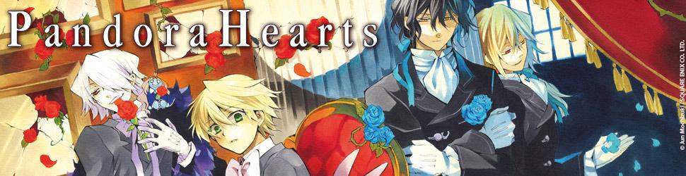 Pandora Hearts - Manga