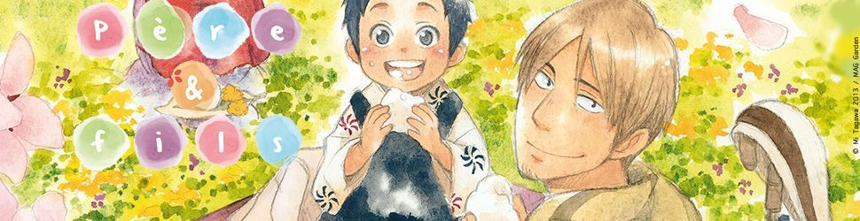 Père & Fils - Manga