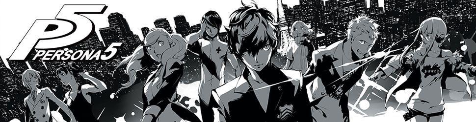 Persona 5 - Manga