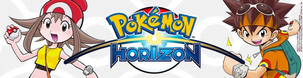 Pokémon - Horizon - Manga