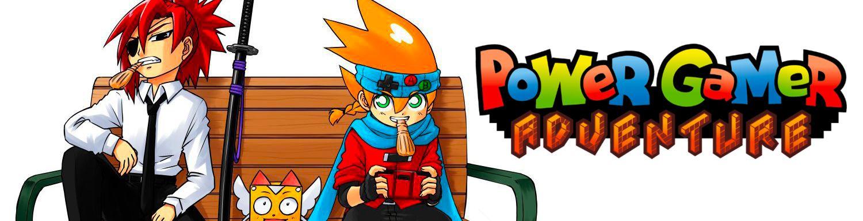 Power Gamer Adventure - Manga