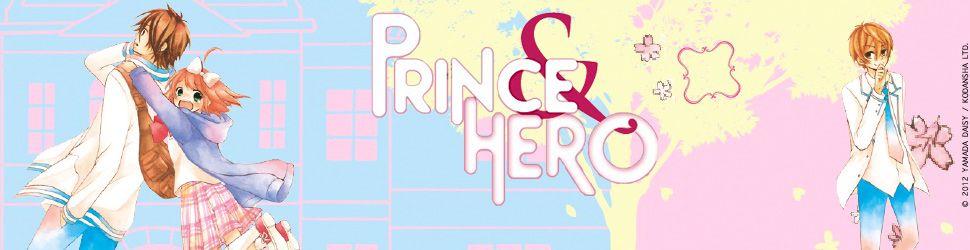 Prince et Hero - Manga