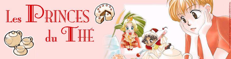 Princes du thé (les) - Manga