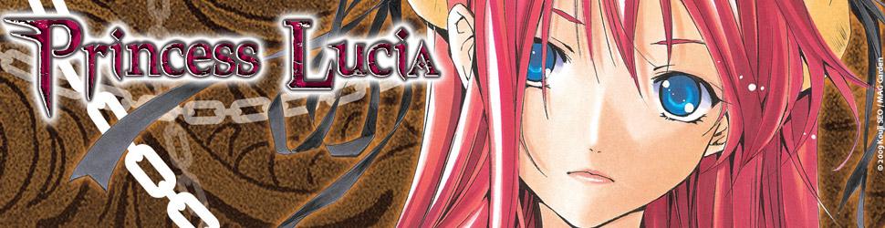 Princess Lucia - Manga