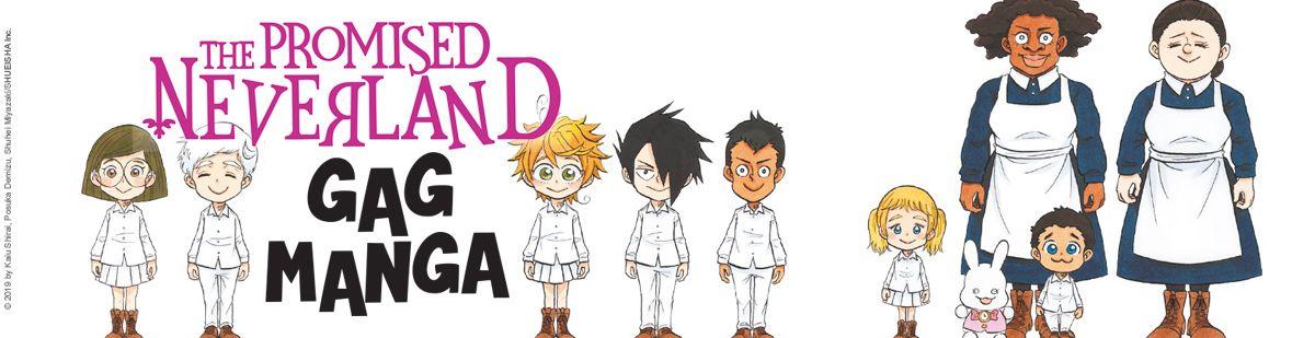 The Promised Neverland - Gag Manga - Manga