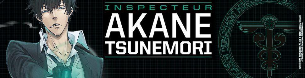 Psycho-pass Inspecteur Akane Tsunemori - Manga