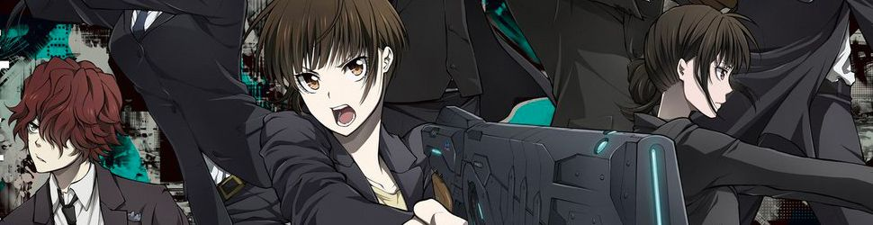 Psycho-pass - Saison 2 - Manga