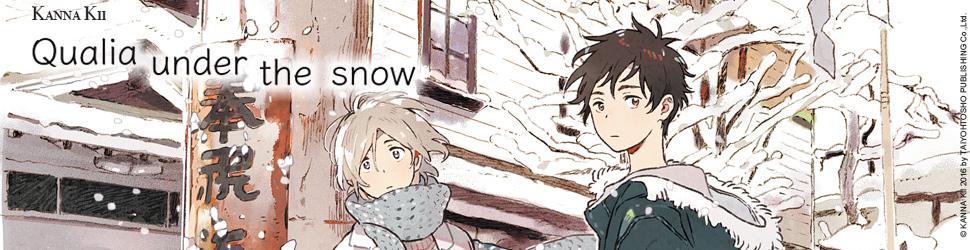 Qualia Under the Snow - Manga