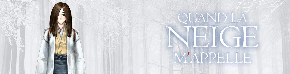 Quand la neige m'appelle - Neige d'amour - Manga
