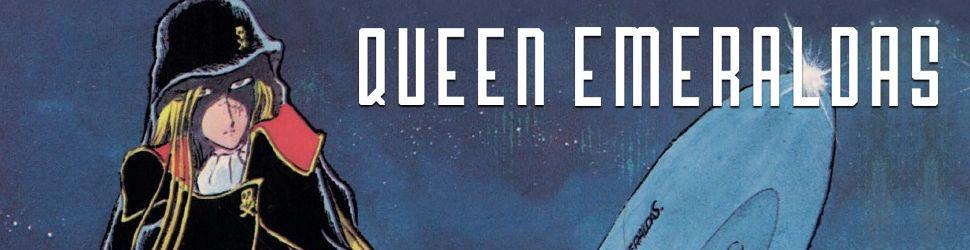 Queen Emeraldas - Manga