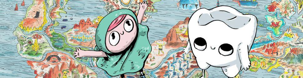 Quenotte et le Monde Fantastique - Manga