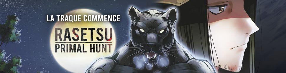 Rasetsu - Primal Hunt - Manga