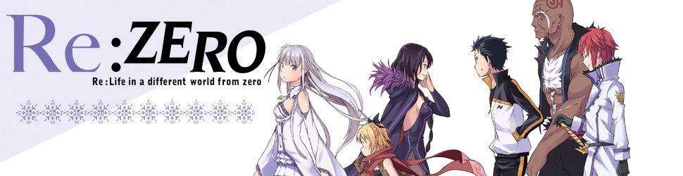 Re:Zero – Premier arc : Une journée à la capitale - Manga
