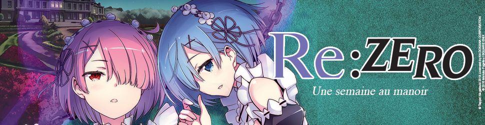 Re:Zero – Deuxième Arc - Une semaine au manoir - Manga