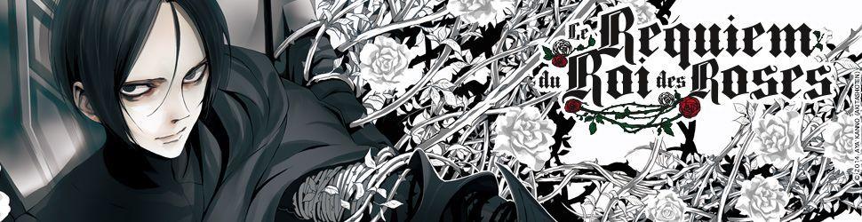 Requiem du roi des roses (le) - Manga