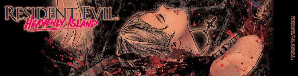 Resident Evil - Heavenly Island - Manga